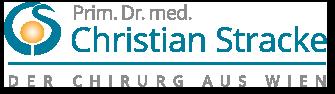 Prim. Dr. med. Christian Stracke